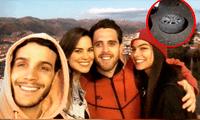 Durante las grabaciones de sus historias en esta red social, la ex Miss Perú logró captar un romántico momento entre Mario Irivarren e Ivana Yturbe
