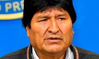 Evo Morales se encuentra como refugiado en Argentina