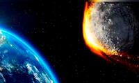 El enorme asteroide se