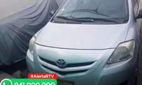 Los delincuentes se llevaron varios accesorios del vehículo