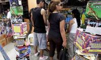 En las próximas horas se anunciará la aprobación de otras ferias que vendan productos pirotécnicos