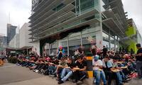 Saga Falabella responde sobre protestas por mejoras laborales
