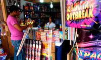 Ferias pirotécnicas se hallan en Lima y provincias