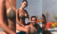 El amor entre la modelo Macarena Gastaldo y el futbolista Patricio Álvarez habría llegado a su fin