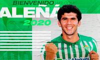 Carles Aleñá jugará en el Betis lo que resta de la temporada