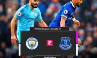 Manchester City vs. Everton EN VIVO: sigue el partidazo aquí