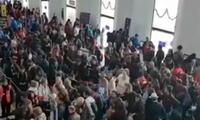 Aeropuerto Velasco Astete colapsó por cancelación de vuelos