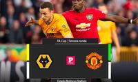 Manchester United vs. Wolverhampton: Sigue el partido aquí