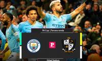Manchester City vs. Port Vale EN VIVO: Sigue la transmisión del partido aquí
