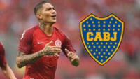 Boca no baja los brazos por fichar a GuerreroInter de Porto Alegre