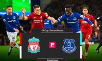 Liverpool vs. Everton EN VIVO: Sigue la transmisión del clásico por FA Cup