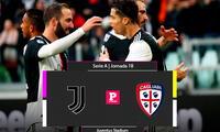 Juventus vs. Cagliari EN VIVO: sigue todas las incidencias del partido por Serie A