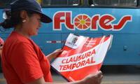 Empresa de Transportes Público fue clausurada por no contar con condiciones mínimas de seguridad