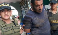 Delincuente intentó huir tras robar a cambista pero fue detenido [VIDEO]