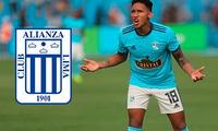 Alianza Lima quiere comprar el total del pase de Christofer Gonzáles y lucharán para sumarlo al plantel blanquiazul