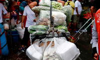Tailandia ha tomado drásticas medidas contra el uso de las bolsas de plástico para reducir la cantidad de basura que acaba en el mar