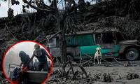 Continúa en Filipinas la evacuación por el volcán Taal