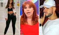 Magaly Medina se pronunció sobre supuesto video de Yahaira Plasencia y Coto Hernández