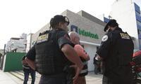 Cuatro delincuentes robaron 5 mil dólares a cambista en San Borja [VIDEO]
