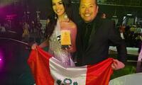 Antonella Salini logró cuarto lugar en Miss Teen Universo