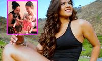 Como se sabe, Katty García mantuvo una larga relación con Karim Vidal e incluso se comprometió con ella.