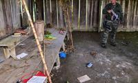 Las víctimas fueron encontradas en el Alto Terrón, comunidad ubicada dentro de la comarca indígena de Ngäbe-Buglé