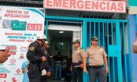 Conductor de camión cisterna que explotó en VES fue internado en clínica