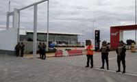 Avión comercial aterrizó en Pisco por falsa alarma de bomba [VIDEO]
