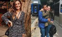 Ximena Hoyos terminó con novio luego de 3 años.