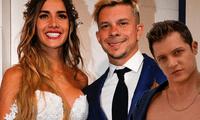 Pesaressi confesó que nisiquiera mantiene una amistad con su ex pareja