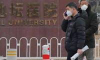 Peruanos se encuentran en Wuhan