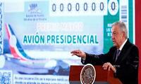 El avión presidencial está valorizado en casi 134 millones de dólares