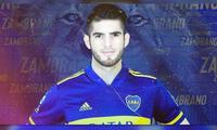 Carlos Zambrano podría reemplazar a Carlos Izquierdoz en el siguiente partido de Boca Juniors