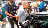 Los dos delincuentes atrapados estaban fuertemente armados y se sospecha que estarían detrás de clientes de bancos