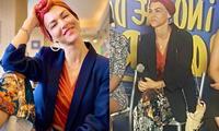 Anahí de Cárdenas sigue en su lucha contra el cáncer.