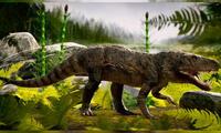Dinosaurio de una especia extraña ha sido encontrado en Brasil