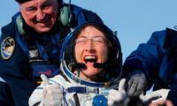 Christina Koch batió récord con el vuelo espacial más largo realizado por una mujer con 328 días fuera de la tierra