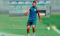 Kevin Quevedo arregló con el Goiás y el miércoles firmará contrato.