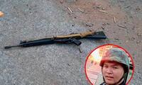 El militar también abrió fuego contra su comandante y compañeros de servicio
