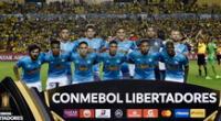 Sporting Cristal recibirá al Barcelona de Ecuador en el Estadio Nacional