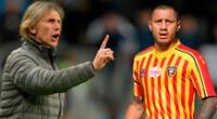 Ricardo Gareca respondió sobre el futuro de Gianluca Lapadula en la Selección