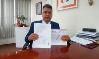 Gerente de Registros Civiles, Jose Antonio Pachas