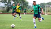 Pacheco ha tenido una buena adaptación en el fútbol brasileño