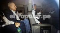 Castañeda es recluido al penal Castro Castro