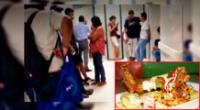 Pollo broaster causó intoxicación en trabajadores en Pisco