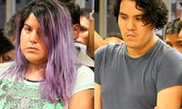 Presuntos asesinos de Solsiret Rodríguez