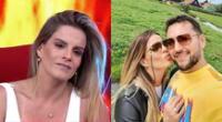 Alejandra Baigorria asegura que su romance no terminó por pelea