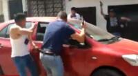 Capturan a delincuentes que iban a cometer atraco en Independencia [VIDEO]