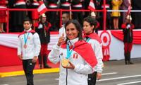 Gladys Tejeda espera cumplir con la marca mínima para estar en Tokio 2020.