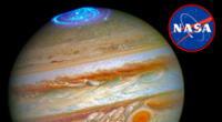 El equipo científico de Juno utilizó los datos recopilados durante los primeros ocho sobrevuelos científicos de Júpiter.